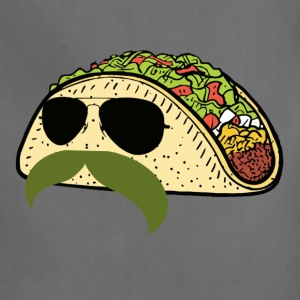 mustache_taco T-Shirts - Adjustable Apron