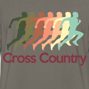 cross_country T-Shirts - Men's Premium Long Sleeve T-Shirt
