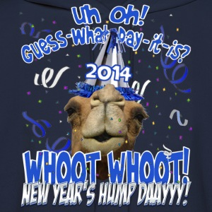 Hump Day Camel New Years Eve 2014 Party T-shirt - Men's Hoodie