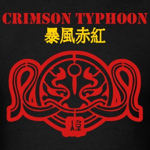 crimson_typhoon Hoodies - Men's T-Shirt