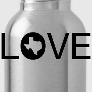 Texas Love Hoodies - Water Bottle