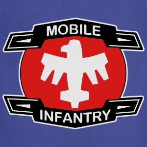 mobile_infantry Hoodies - Adjustable Apron