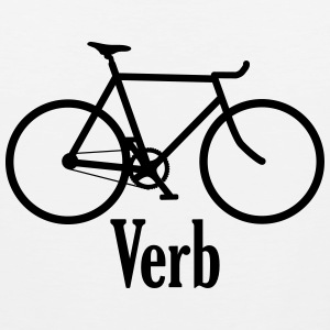 Bicycle as Verb - Men's Premium Tank