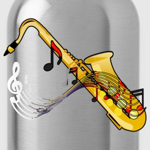 Saxophone - Water Bottle