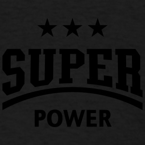 Super Power (Sports) Dog Bandana - Men's T-Shirt