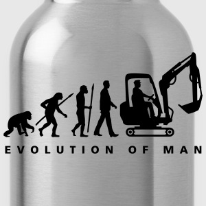 evolution_baggerfahrer_122013_a_1c Women's T-Shirts - Water Bottle