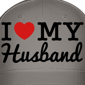 I Love My Husband - Baseball Cap