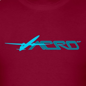 aero_sp_bl Hoodies - Men's T-Shirt