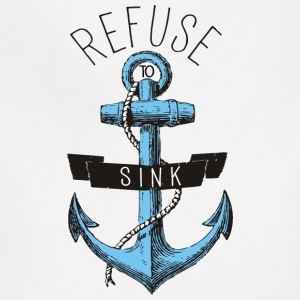 Refuse to Sink - Adjustable Apron