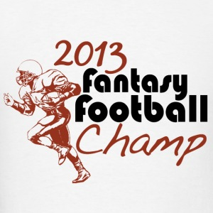 2013 Fantasy Football Champ Hoodies - Men's T-Shirt
