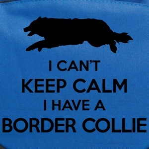 I Can't Keep Calm Border Collie Hoodie - Computer Backpack