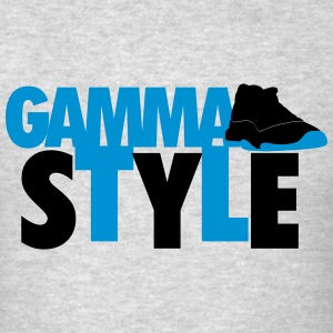 gamma style Long Sleeve Shirts - Men's T-Shirt