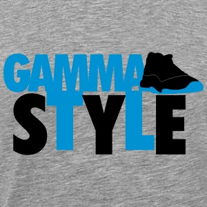 gamma style Long Sleeve Shirts - Men's Premium T-Shirt