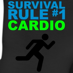 Zombie Survival Rule #1 - Cardio [2] T-Shirts - Leggings