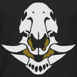 skull_pf_boar Hoodies - Men's Premium Long Sleeve T-Shirt