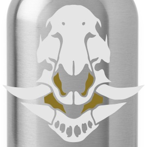 skull_pf_boar T-Shirts - Water Bottle