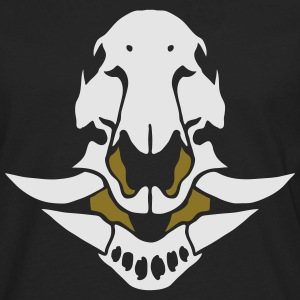 skull_pf_boar T-Shirts - Men's Premium Long Sleeve T-Shirt