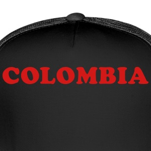 Colombia Kids' Shirts - Trucker Cap