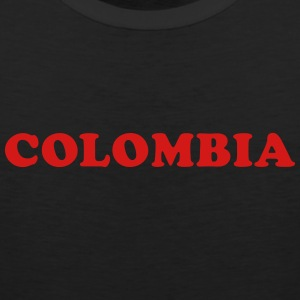 Colombia Kids' Shirts - Men's Premium Tank
