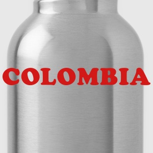 Colombia T-Shirts - Water Bottle