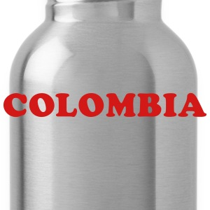 Colombia Women's T-Shirts - Water Bottle