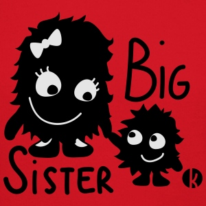 Big Sister Sweatshirts - Crewneck Sweatshirt
