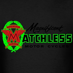 retro matchless - Men's T-Shirt