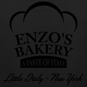 Enzo's Bakery Little Italy - Men's Premium Tank