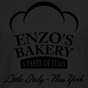 Enzo's Bakery Little Italy - Men's Premium Long Sleeve T-Shirt