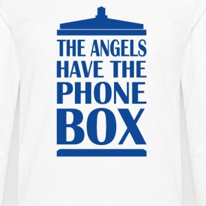 The Angels Have The Phone Box Women's T-Shirts - Men's Premium Long Sleeve T-Shirt