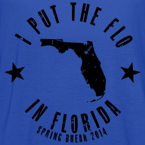 Florida Spring Break 2014 T-Shirts - Women's Flowy Tank Top by Bella