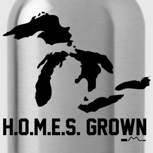 H.O.M.E.S. Grown T-Shirts - Water Bottle