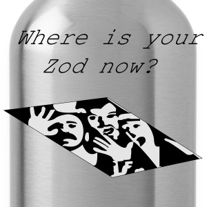 Where is your Zod now? - Water Bottle
