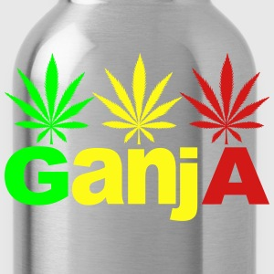 ganja Women's T-Shirts - Water Bottle