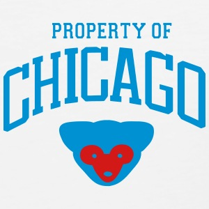 PROPERTY OF CHICAGO Polo Shirts - Men's Premium Tank
