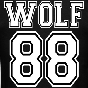 ♥♫EXO Wolf 88 Men's Stylish Hoodie♪♥ - Men's T-Shirt