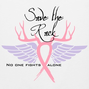 Breast Cancer Save the rack T-Shirts - Men's Premium Tank