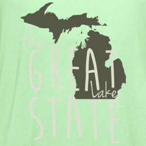 The Great State Women's T-Shirts - Women's Flowy Tank Top by Bella