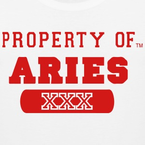 PROPERTY OF ARIES - Men's Premium Tank