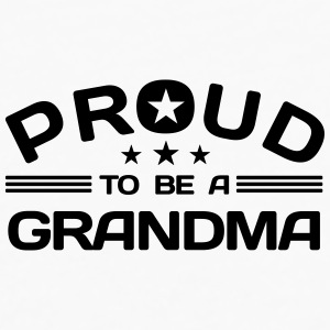 Proud to be a Grandma Accessories - Men's Premium Long Sleeve T-Shirt