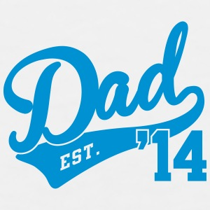 Dad Est. 2014 Accessories - Men's Premium Tank