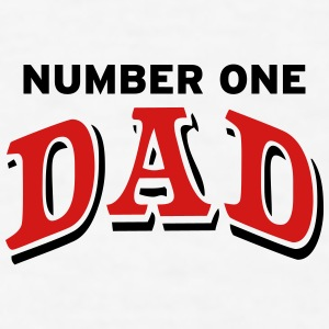 Number one Dad Accessories - Men's T-Shirt