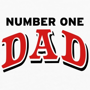 Number one Dad Accessories - Men's Premium Long Sleeve T-Shirt