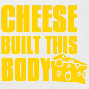 Cheese built this body Accessories - Bandana