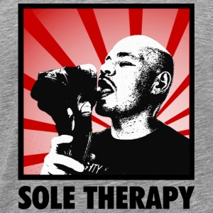sole therapy Long Sleeve Shirts - Men's Premium T-Shirt