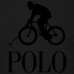 bike polo Hoodies - Men's T-Shirt