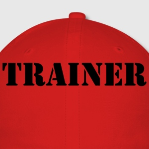 Trainer Shirt - Baseball Cap
