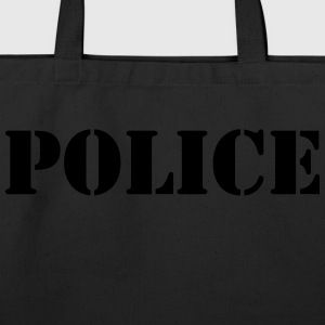 Police Shirt - Eco-Friendly Cotton Tote