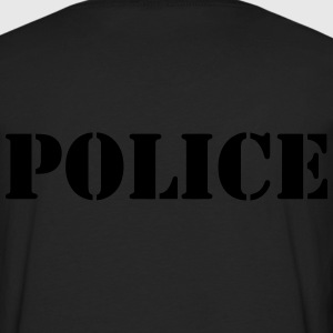 Police Shirt - Men's Premium Long Sleeve T-Shirt