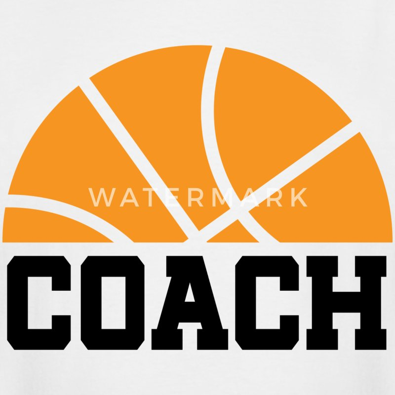 Basketball Coach T-Shirts - Men's Tall T-Shirt